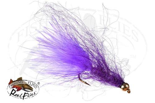 Beadhead Mohair Leech Purple