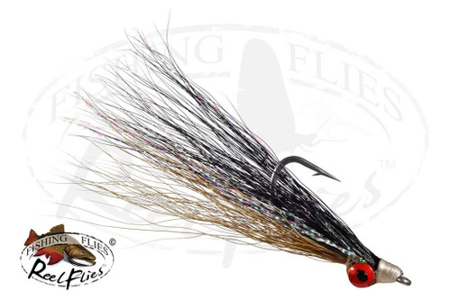 Clouser Minnow Olive-Black
