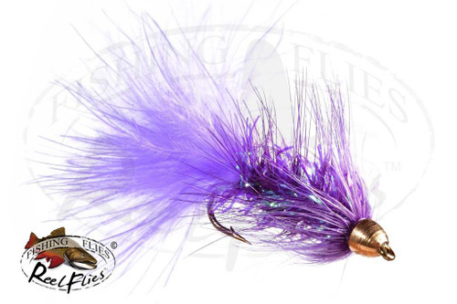CH Krystal Bugger Purple