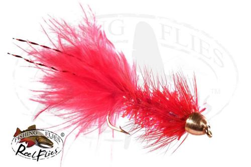CH Krystal Bugger Red