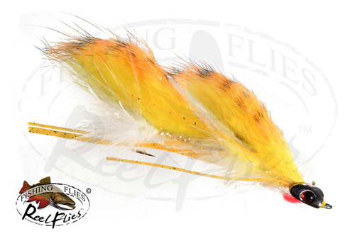 Fire Tiger Articulated Baitfish