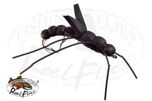 Black Foam Dragon Fly