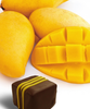 Alphonso are the only mangos used in the truffle by Ü Chocolate for the World