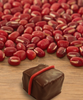The unmistakable flavor of red bean and chocolate by Ü Chocolate for the World