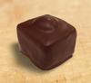 Hazelnut truffle by Ü Chocolate for the World