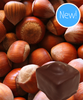 Introducing the Hazelnut truffle by Ü Chocolate for the World