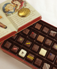 Introducing the Eternal Love 56-piece Holiday Tin by Ü Chocolate for the World
