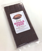 Angled view of Sugar-Free Belgian Chocolate Bar by Ü Chocolate for the World