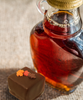 The Sugar Bush truffle is made with 100% genuine maple syrup!