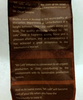 Side panel with origin information of Mi Café - Café Molido Organic Ground Roast Coffee