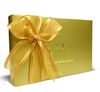 24-piece Jet-Setter Truffle box by Ü Chocolate for the World, standing