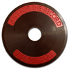 Valentine's Record in dark chocolate with red-tinted accents.