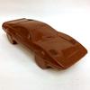 Milk chocolate Ferrari Testarossa, front right.