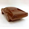 Milk chocolate Ferrari Testarossa, back left.