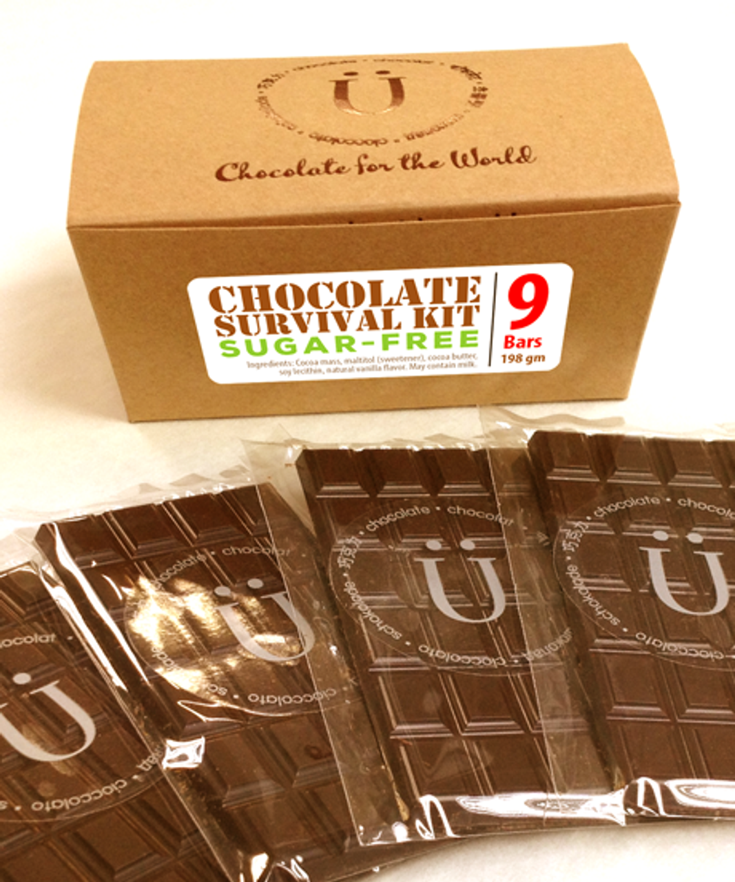 Pantry Chocolate Survival-Kit Bar