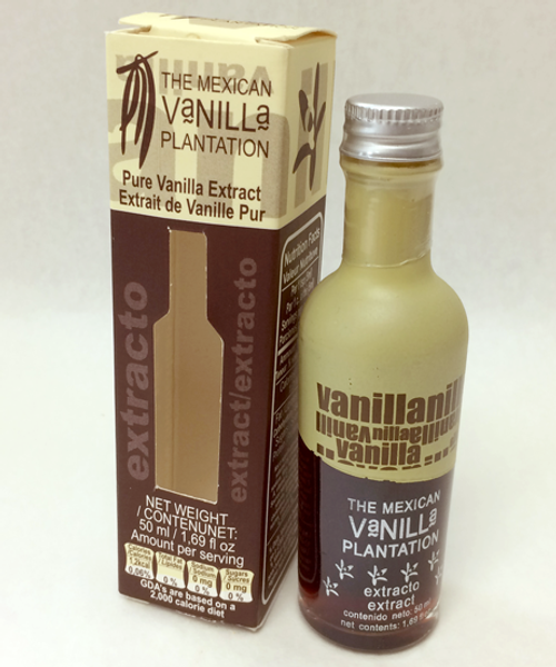 Introducing 50 ml Organic Vanilla Extract