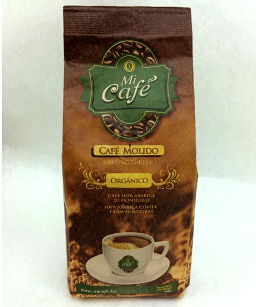 Introducing Mi Café - Café Molido Organic Ground Roast Coffee