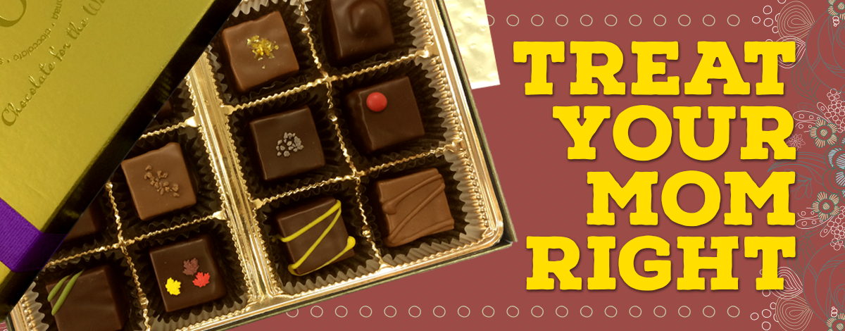 Mom will love 15 pieces of our delicious truffles!