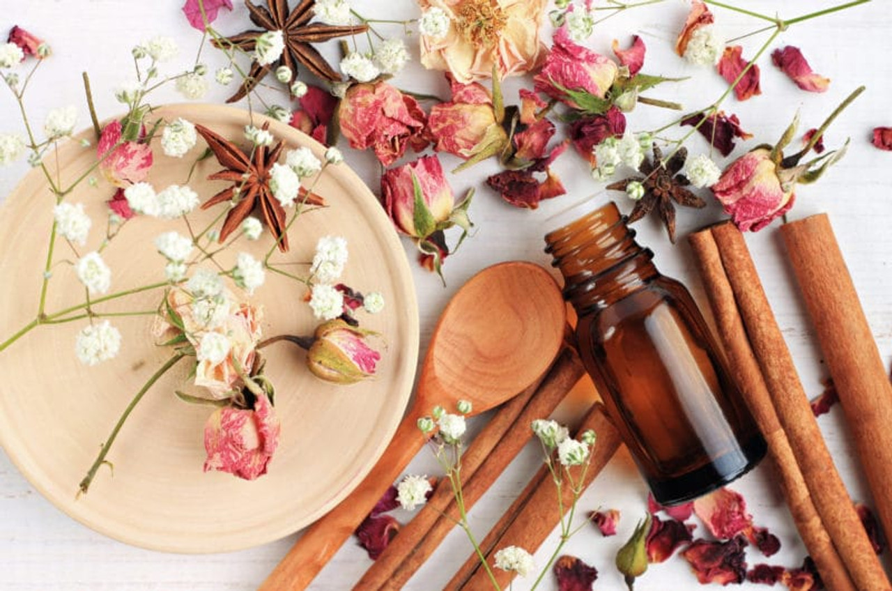 Deeper than Oil - Aromatherapy Workshop