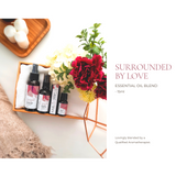 Surrounded by Love Essential Oil Blend. Image coming soon.