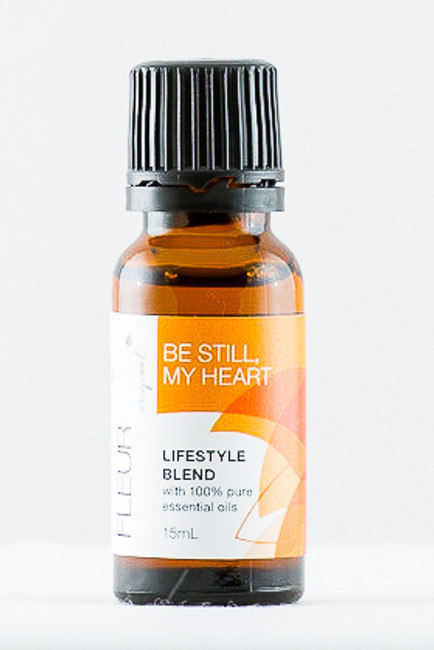 Be still my heart lifestyle blend