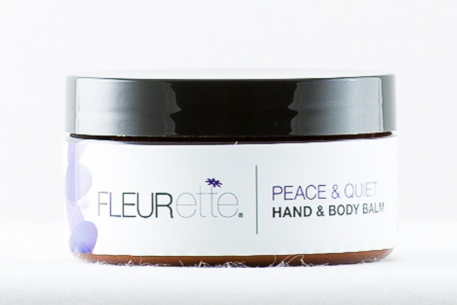 Peace & Quiet hand and body balm