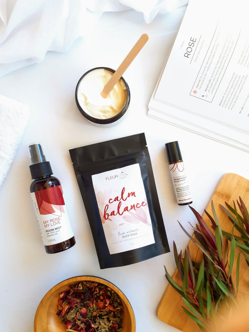 Calm Balance Aromatherapy Pamper Collection