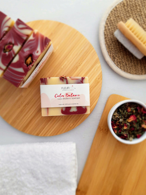 Calm Balance Aromatic Soap
