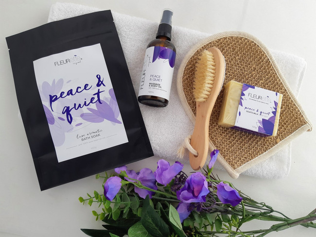 Peace & Quiet Bath Soak