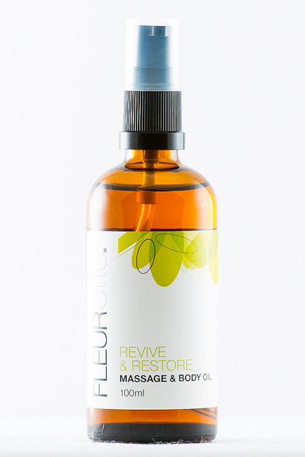 Revive & Restore Massage and Body Oil