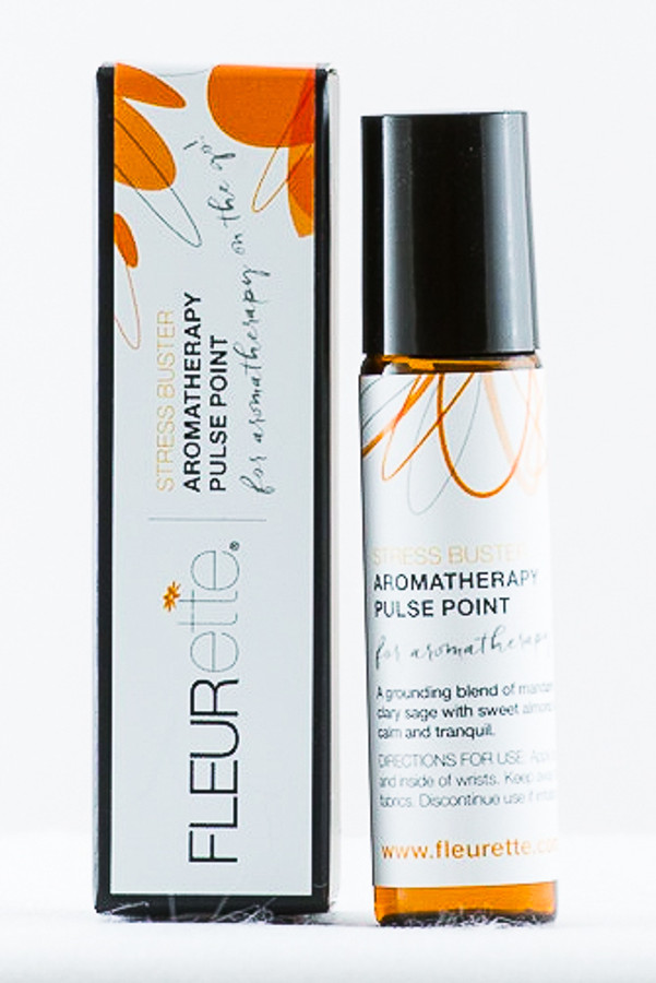 Stress Buster Aromatherapy Pulse Point - 15ml