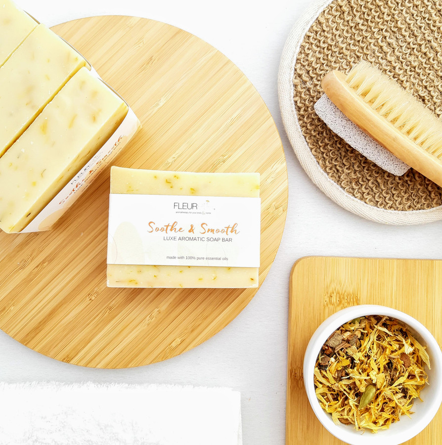 Soothe & Smooth Luxe Soap Bar