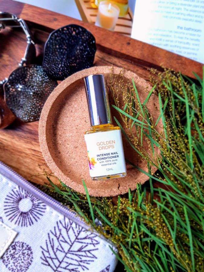 Fleurette Golden Drops Intense Nail Conditioner