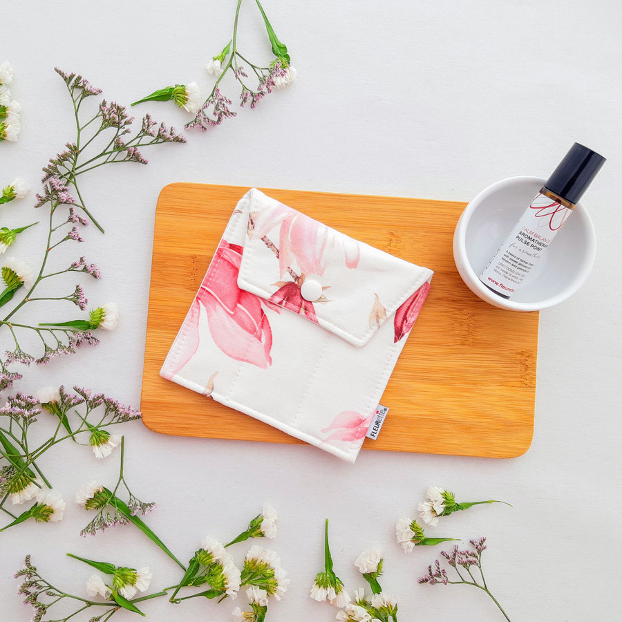 Aromatherapy Oil Purse