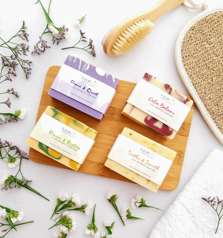 Luxe Soap Aromatic Bundle