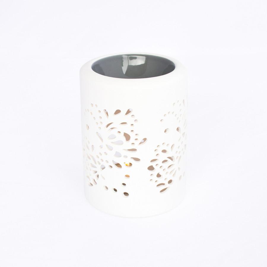 Ceramic oil burner (Grey)