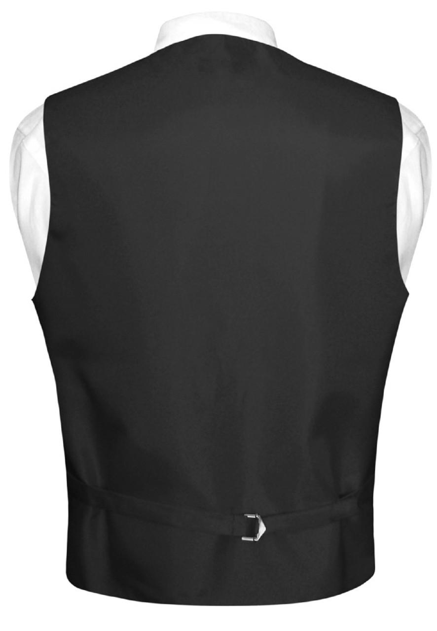 6cf11f22035b Mens SEQUIN Design Dress Vest & Bow Tie Gold Color BowTie Set
