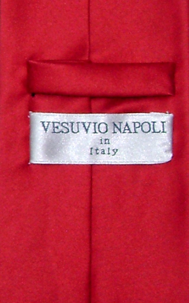 Ties, Cummerbunds & Pocket Squares Vesuvio Napoli NeckTie Solid ...