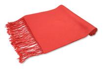 Coral Pink Pashmina | Womens Coral Pink Shawl Wrap Scarf