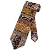 Antonio Ricci Silk NeckTie Made in Italy Design Mens Neck Tie #3106-1