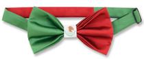 Mexican Flag Mens Bow Tie Mexico Patriotic BowTie