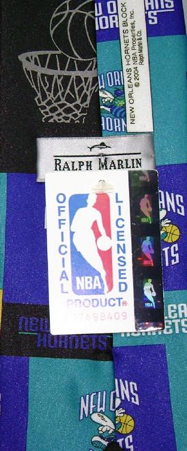 New Orleans Hornets NBA Neck Tie | Mens NBA NeckTies