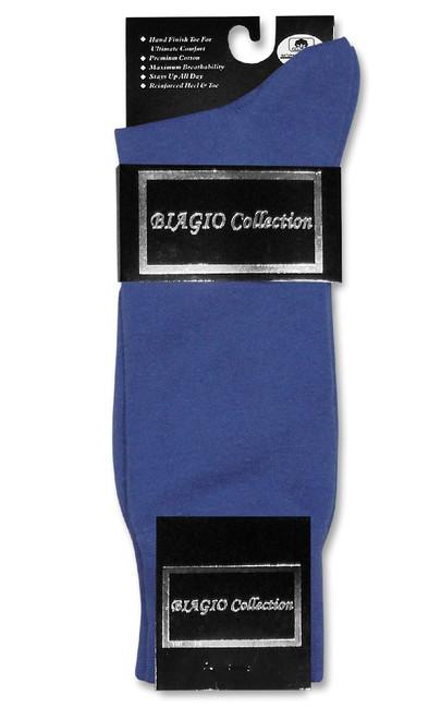 Royal Blue Mens Dress Socks | 1 Pair Of Mens Dress Socks