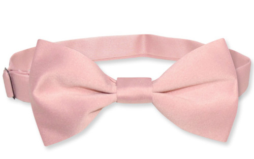 Dusty Pink Bow Tie | Boys Youth Bow Tie In Dusty Pink