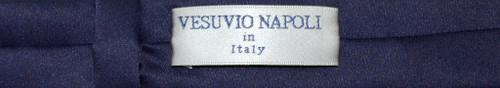 Navy Blue Skinny Tie | Narrow Extra Skinny NeckTie For Men