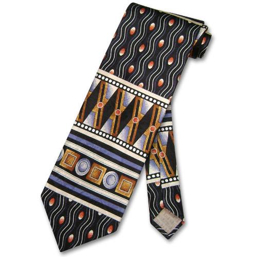 Antonio Ricci Silk NeckTie Made in Italy Design Mens Neck Tie #5932-3