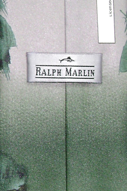 Tarzans Magic Fountain Tie | Ralph Marlin Tarzan Necktie