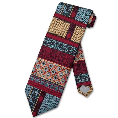 Antonio Ricci Silk NeckTie Made in Italy Design Mens Neck Tie #3106-4