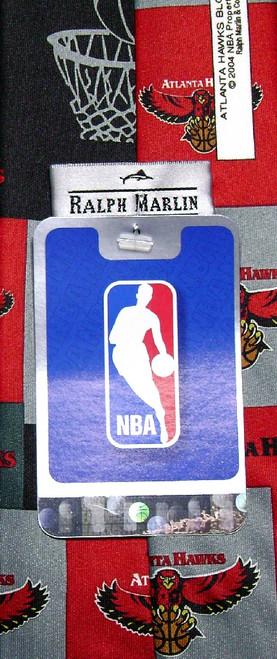 Atlanta Hawks NBA Neck Tie | Mens NBA NeckTies