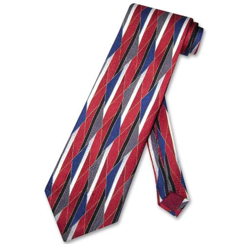 Enrico Rossini Silk NeckTie Made in Italy Design Mens Neck Tie #3327-2